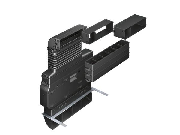 Bosch Umluftset HEZ381501