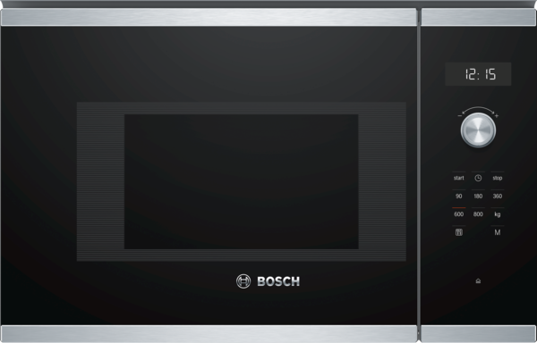 Bosch  Einbau-Mikrowellengerät BFL524MS0 Edelstahl