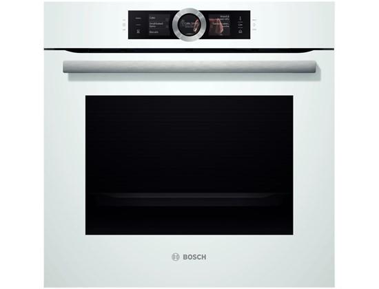 Bosch HSG636BW1 Dampfbackofen polar weiß