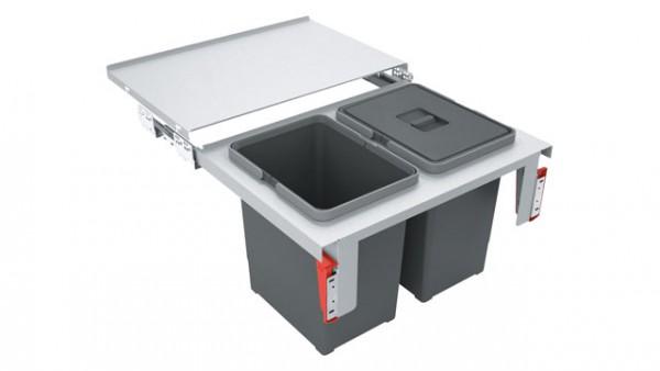 Franke Abfalltrennsystem Sorter Garbo 60-2 10390