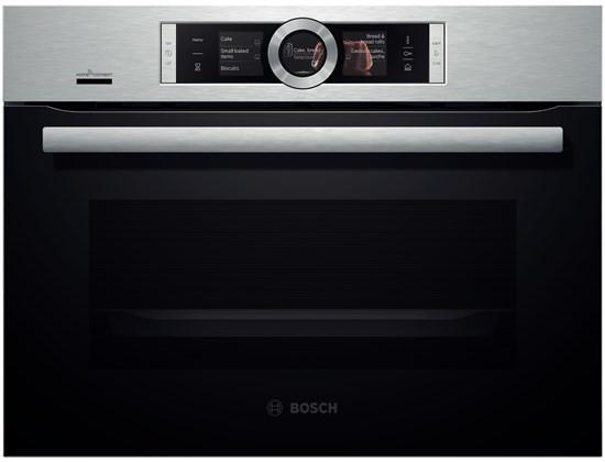 Bosch CSG656RS6 Kompakt Dampfbackofen