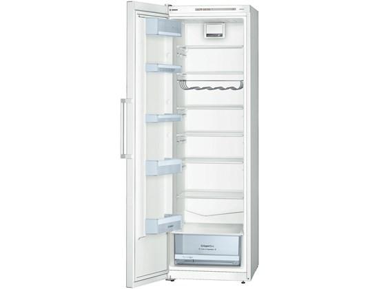 Bosch KSV36VW40 Serie 4 Stand-Kühlautomat Türen weiß