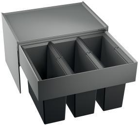 BLANCOSELECT 60/3 Mülltrennsystem 518724