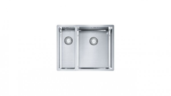Franke Box Druckknopfventil - BXX 160-34-16 Edelstahl Küchenspüle