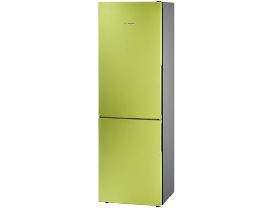 Bosch KGV36VH32S Türen lime green Kühl-Gefrier-Kombination Classic, EEK: A++