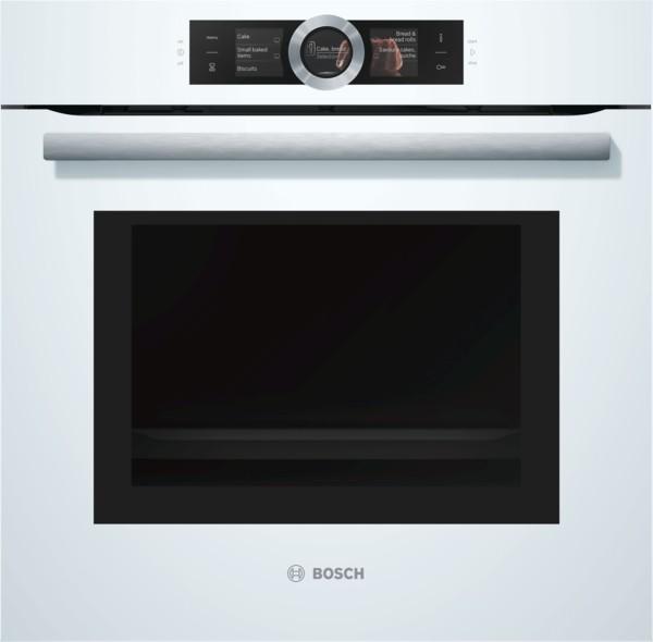 Bosch HMG6764W1 Backofen mit Mikrowelle Polar Weiß