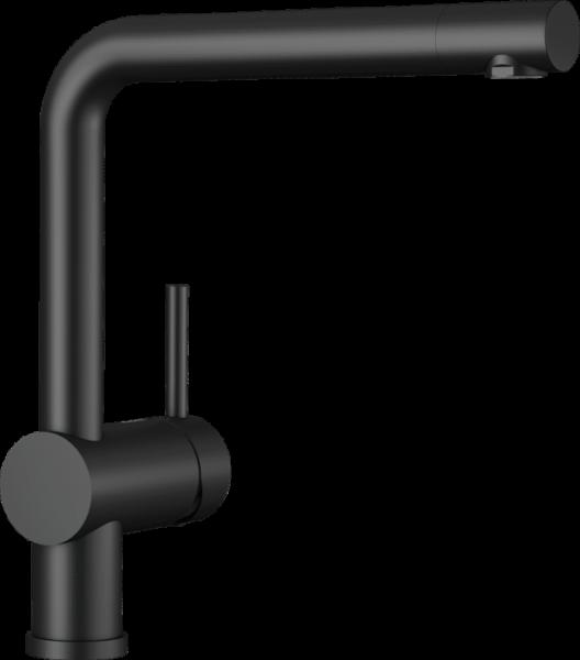 BLANCO LINUS Sonderfarbe schwarz matt Art. Nr.525806